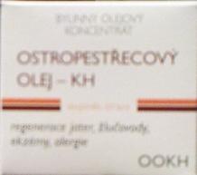 OO-KH Ostropestřecový olej - KH 370 ml + dárek dle výběru