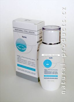 Pleťové tonikum Natural Collagen