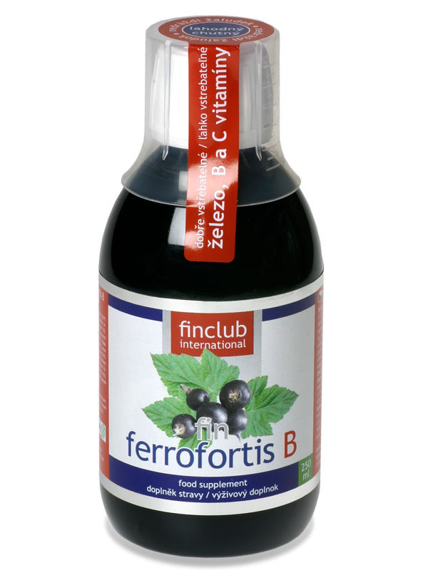 Ferrofortis B  250ml